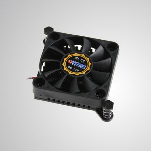 12V DC Chipset Cooling Cooler Heatsinks - TTC-CSC03 with push–pin clip design enables effective heat dissipation from CPU.