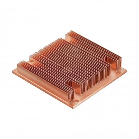 CPU-Luftkühler mit kupferlötenden Kühlrippen