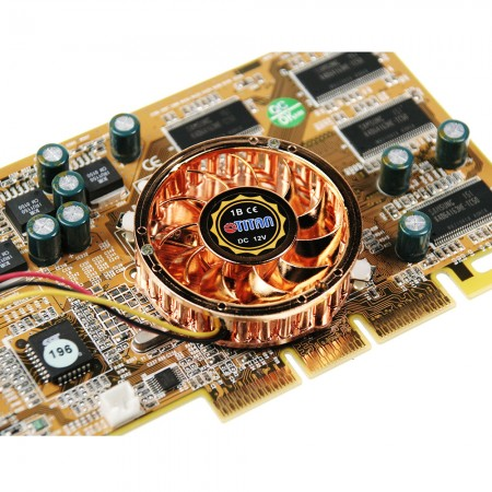 DIY mounting cooler for VGA or Chipset cooling