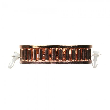 Heat sink with fan provides the thermal solution for VGA cards or Chipsets. Tool-free designed for easy installation