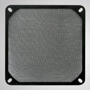 140-mm-Kühlerlüfter-Staub-Metallfilter für Lüfter / PC-Gehäuse - Der Filter selbst ist ein exquisites Metallgewebe, das darauf abzielt, Geräte zu schützen. Halten Sie Staub fern und reinigen Sie Staub leicht. Bieten Sie einen schnellen und einfachen staubdichten Weg