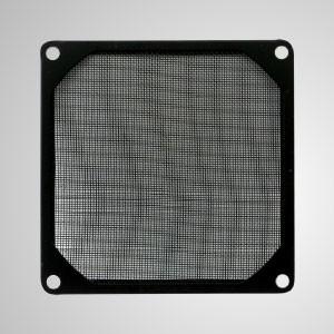 Пылевой металлический фильтр для 80-мм вентилятора кулера для корпуса вентилятора - Сам фильтр представляет собой изысканную металлическую сетку, предназначенную для защиты устройств. Держите пыль подальше и легко очищайте пыль. Предлагаем вам быстрый и простой способ защиты от пыли