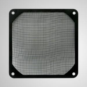 Пылевой металлический фильтр для 90-мм вентилятора кулера для корпуса вентилятора - Сам фильтр представляет собой изысканную металлическую сетку, предназначенную для защиты устройств. Держите пыль подальше и легко очищайте пыль. Предлагаем вам быстрый и простой способ защиты от пыли