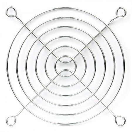 保護手指不被風扇捲入,擁有4-14公分的金屬護網可供選擇。