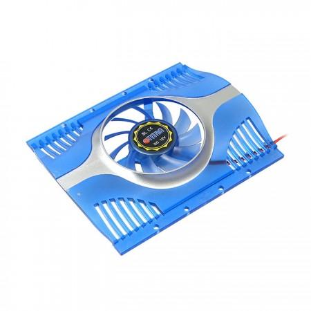 Ventilador silencioso incorporado de 60 mm, puede reducir efectivamente la temperatura del disco duro. Mantenga la estabilidad y confiabilidad del sistema y mejore la eficiencia de la operación.