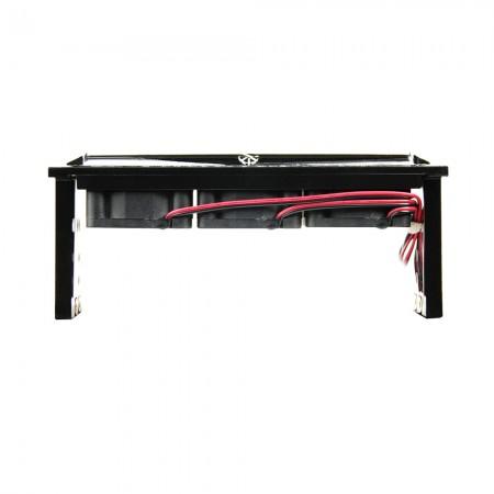 EMI-Schutz und Filter sind mit dem International Reliability Standard kompatibel.