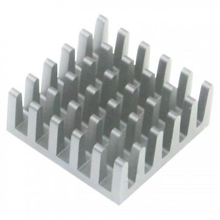 Aluminium für höhere Hitze Sünde gemacht.