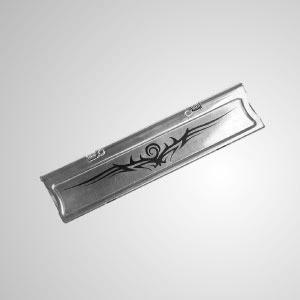 Bellek Soğutucu RAM Soğutucu (Gümüş) - Bellek modülünün sıcaklığını düşürün ve RAM performansını iyileştirin.