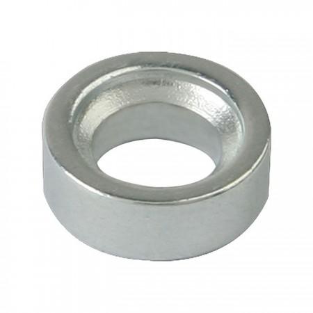 Magnet und Schraube sind für Lüfter und Metallfilter jeder Größe geeignet.