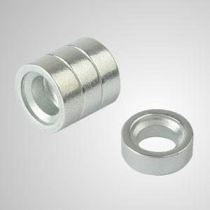 Magneet- en schroevenset voor ventilator en ventilatorfilters - Magneet- en schroefset is geschikt voor elk formaat ventilator en metalen filter.