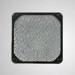 ファン/ PCケースカバー用の埋め込み磁石付き120mmクーラーファンダストメタルフィルター