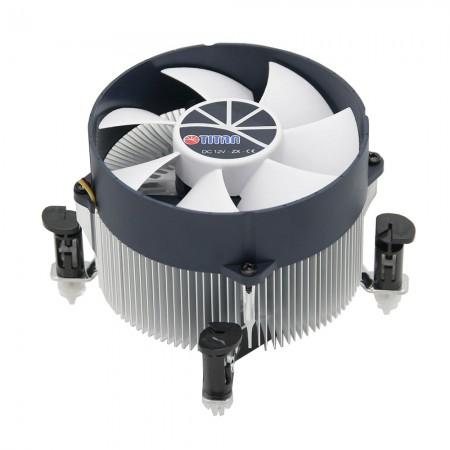 TTC-NA02TZ / R: Geräuschloser Lüfter zur effektiven Wärmeableitung TTC-NA02TZ / RPW: Intelligenter PWM-Controller für hervorragende Geräusch- und Kühlleistung.