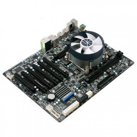 Kompatibel mit der Intel LGA 2011/2066 Plattform.