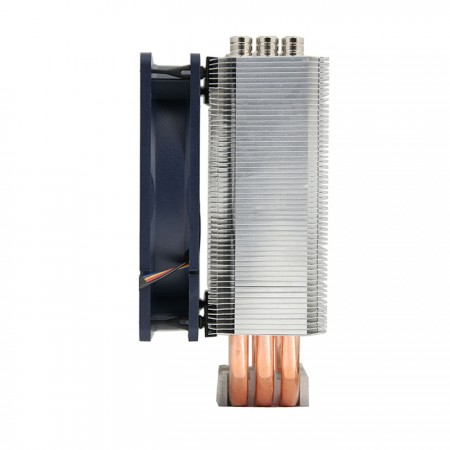 Mit der weitreichenden PWM-Funktion schafft es eine hervorragende ausgewogene anpassbare Geschwindigkeit und Kühlleistung.
