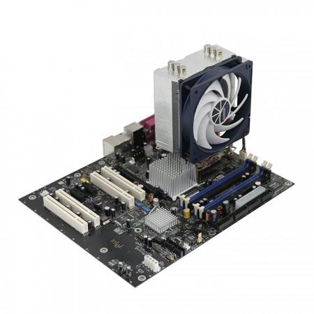 Compatible avec les pièces de refroidissement du processeur de la plate-forme Intel LGA et AMD.