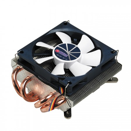 With four 6 mm direct contact heat pipes, significantly transfer the heat sink from CPU operation and boost airflow.