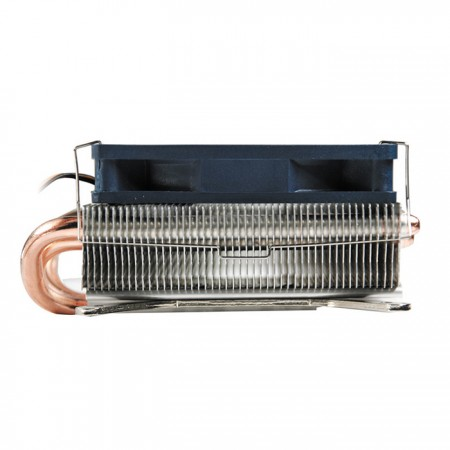 1.5U low height design CPU cooler for slim type HTPC cases.