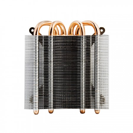 TTC-NC25/HS: Simple Style with four 6mm direct contact heat pipes.