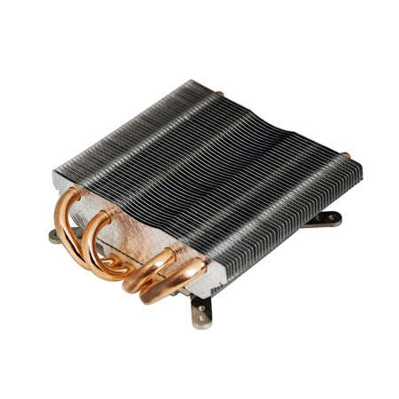 TTC-NC25 / HS:4本の6 mm直接接触ヒートパイプを使用して、ヒートシンクをCPU動作から大幅に移行し、最大130WのTDPをサポートします。
