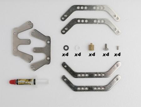 TTC-NC25TZ CPU Cooler parts