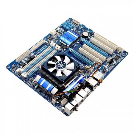 Kompatibel mit Intel LGA und AMD Plattform.