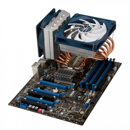 Compatible with Intel LGA and AMD platform.