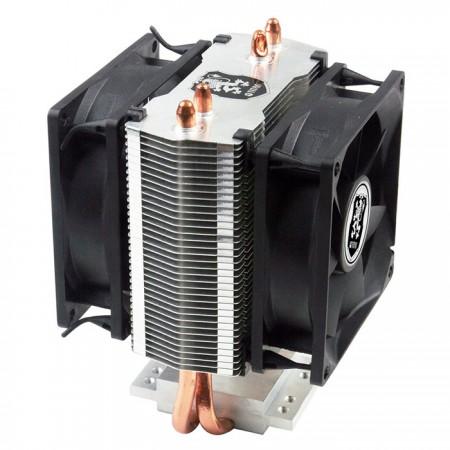 Mit 80-mm-Silentlüfter bietet es vielseitige Kühl- und Geräuscharmut