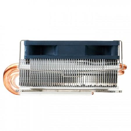 Low profile CPU散熱器,高度僅46mm的極輕薄設計,適用各種電腦機殼。