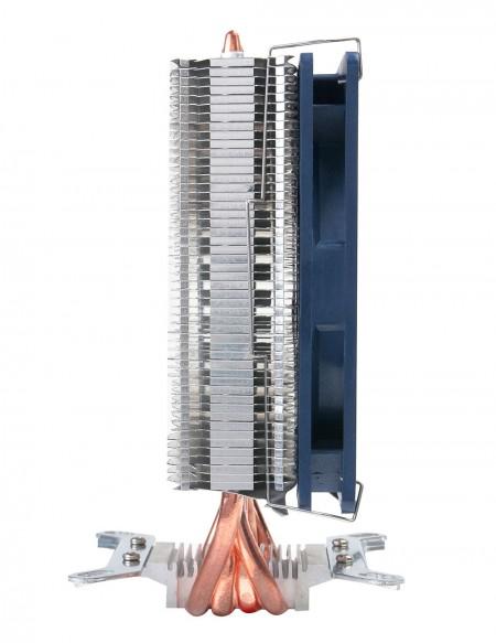 高效直觸式熱管設計,搭配4根U型熱導管,傳導效率高,CPU散熱速度更快。