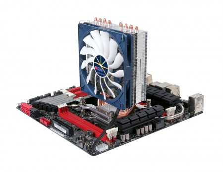 Kompatibel mit Intel LGA und AMD-Plattform