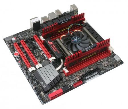 Kompatibel mit Intel LGA- und AMD-Plattform-CPU-Kühlerteilen
