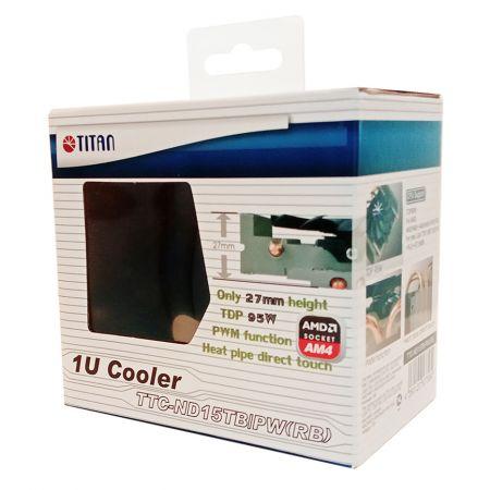 TITAN CPU-Kühlerpaket