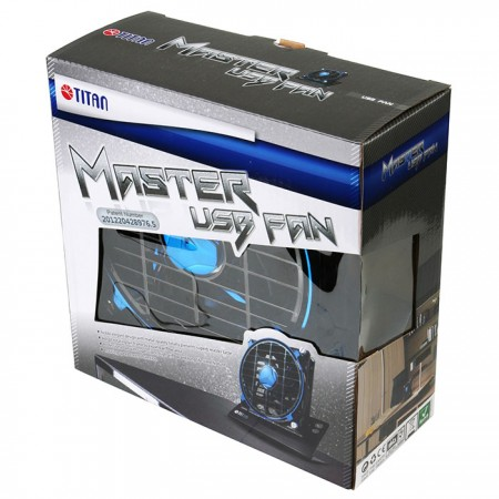TITAN Professional USB fan.