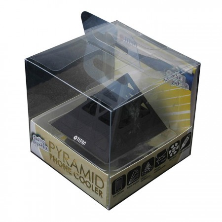 TITAN Pyramid Telefonkühler Standpaket.