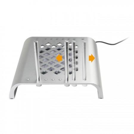 あらゆるサイズのデバイスに適しており、垂直または水平に配置します。