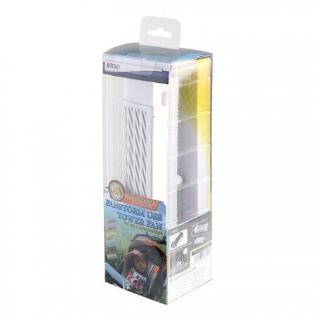 Paquete de ventilador de enfriamiento de torre.