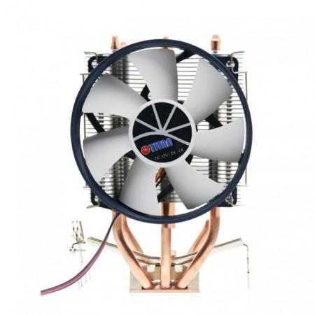 特殊設計9公分靜音風扇,除了高散熱效能外,更提升您生活品質