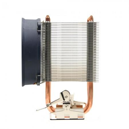 簡易安裝扣具設計,可輕易拆卸、組裝散熱器,省去多於力氣與時間,適用AMD多系列平台