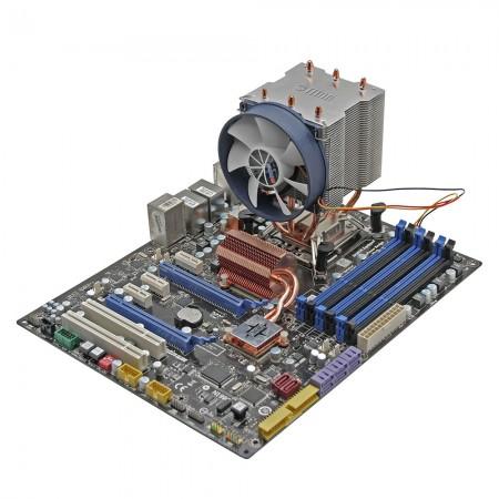 Unterstützt die Intel LAGA 1366 Plattform