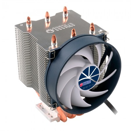 With 3 direct contact heat pipes and silent cooling fan, this cooler can transfer the heat sink from CPU operation and boost airflow significantly
