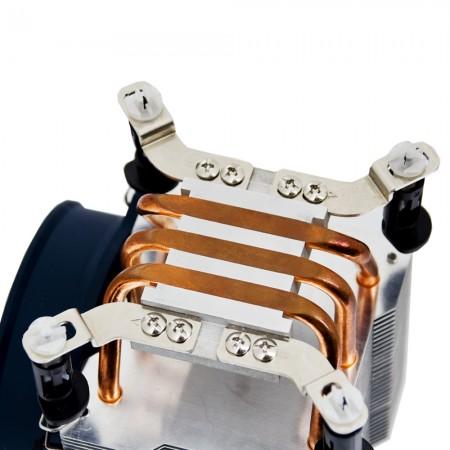Avec 3 caloducs directs optimisés et un ventilateur silencieux à 9 pales PWM de 95 mm, il peut accélérer la dissipation thermique.