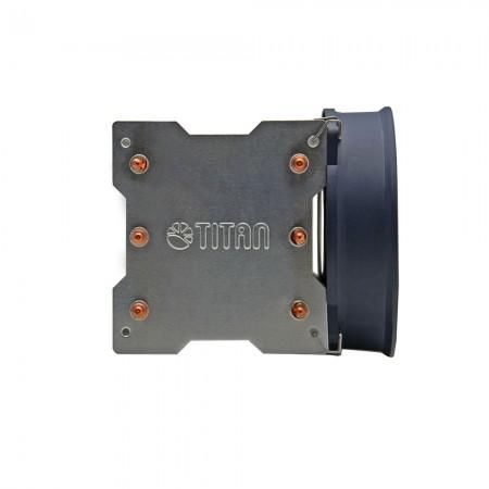 Avec une base en cuivre pur et des ailettes en aluminium, 3 caloducs directs optimisés et un ventilateur silencieux PWM de 90 mm, il peut accélérer la dissipation thermique.