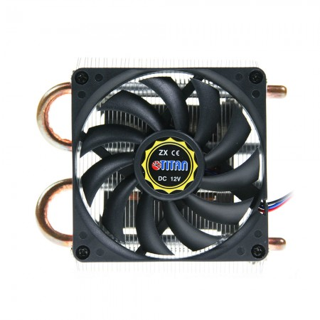 With 80mm fan, it provides great cooling and silence performance.