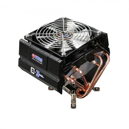 С 6 direct contact heat pipes, значительно перенести рассеивание тепла от работы процессора и увеличения потока воздуха