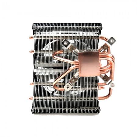 Direct contact heat pipes технология, обеспечивает большую рассеивание тепла
