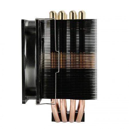 Das einzigartige Design der Aluminium-Kühlrippen sorgt für eine hervorragende Kühlkörperleistung