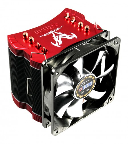 12 cm extreme silent fan, it provides versatile cooling and silent performance. (low speed can reach 15dBA)