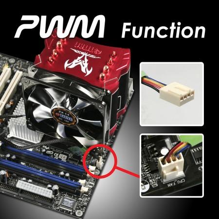 TITAN- CPU風冷散熱器外包裝
