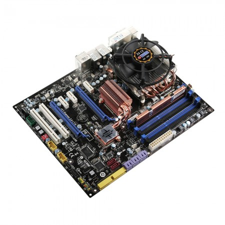Compatible with Intel LGA and AMD platform.