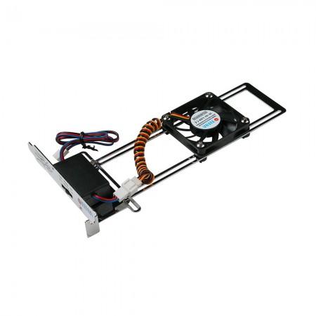Le terminateur de chaleur VGA universel (UVHT) améliore les performances de refroidissement du refroidisseur d'origine